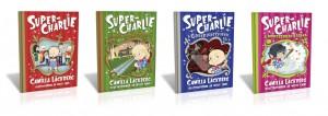 Super-Charlie Omslagen